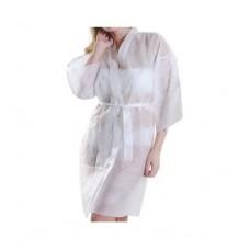 Ρόμπα αισθητικής κιμονό non woven Συσκευασία 10τμχ