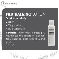 NEUTRALIZING LOTION.  5% glycerine • 5% bicarbonate. 100ml
